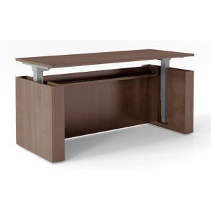 Laminate Adjustable Standing Desk Casing