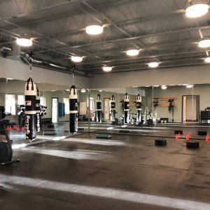 Rocksteady gym, boxing