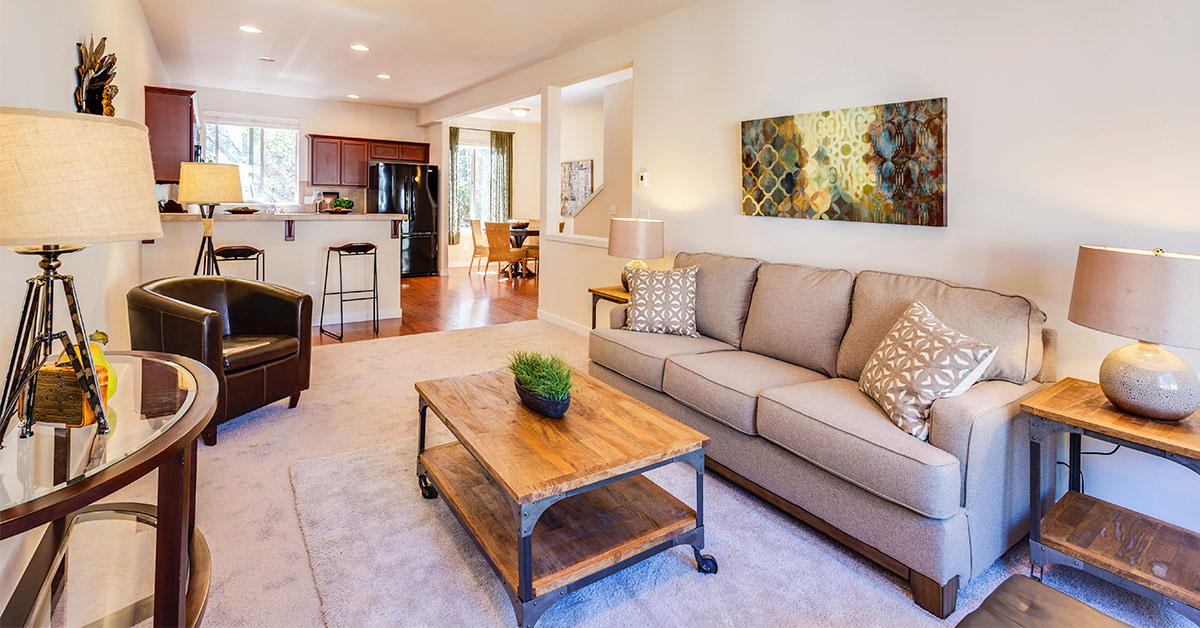 home staging services real estate sellers